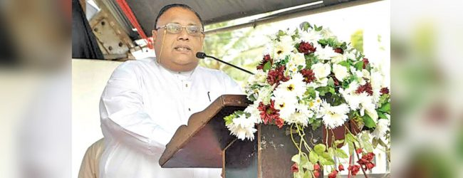 Shan Wijeyalal de Silva sworn in as Eastern Province Governor