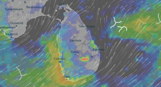 Showery and windy conditions expected to enhance tomorrow