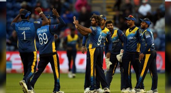 Sri Lanka secures first victory in ICC World Cup 2019