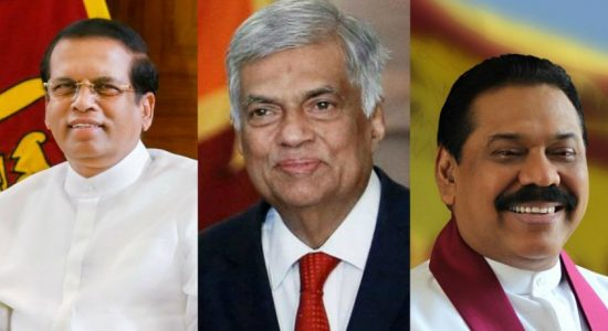 President, PM and opposition leader open dansals for public