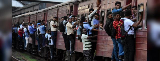 Train strike: Eight trains deployed for office travel