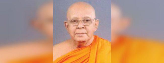 Ven. Pallaththara Sumanajothi Thero passes away