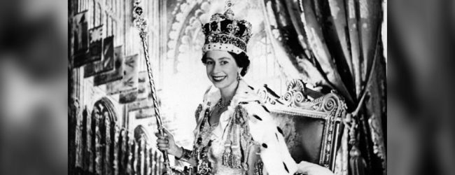 Britain's Queen Elizabeth celebrates 66 years since coronation