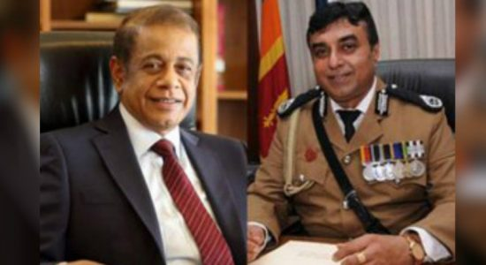 IGP and former defence secretary summoned before 04/21 parliamentary select committee