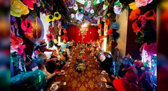 'Mad Hatter Gin & Tea Party' lands in Hollywood