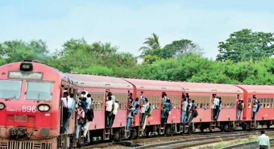 Train strike postponed until 2 pm tomorrow