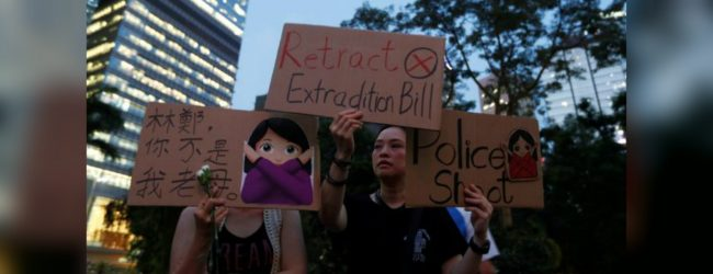 Hong Kong extradition protests: Government to delay bill, reports say