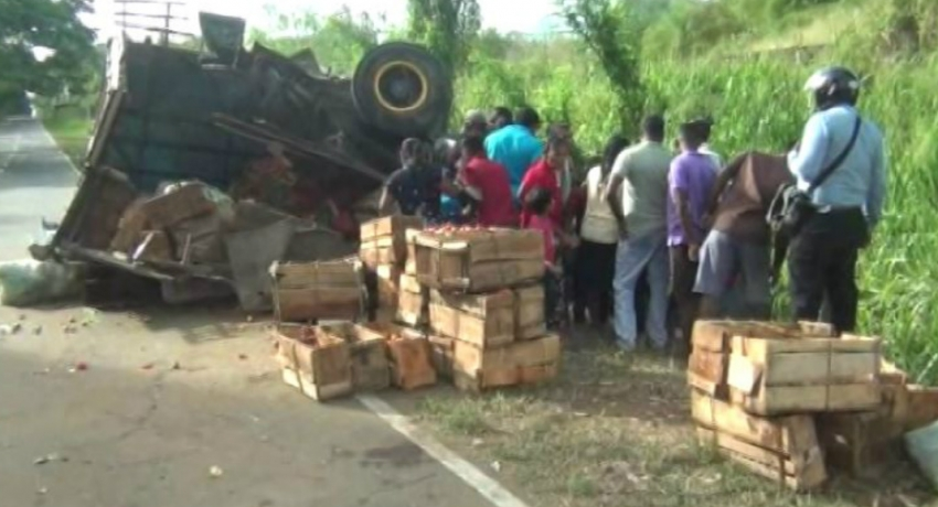 One dead, another severely injured in an accident in Kiyulayaya