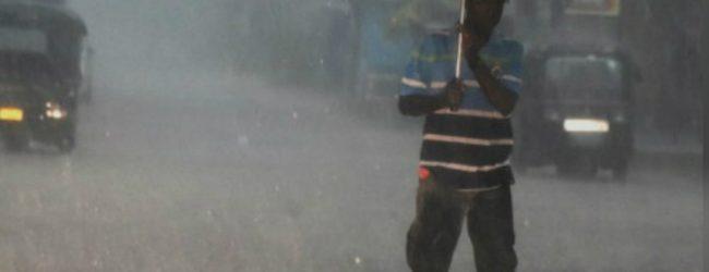 Landslide warnings due to South-West monsoon