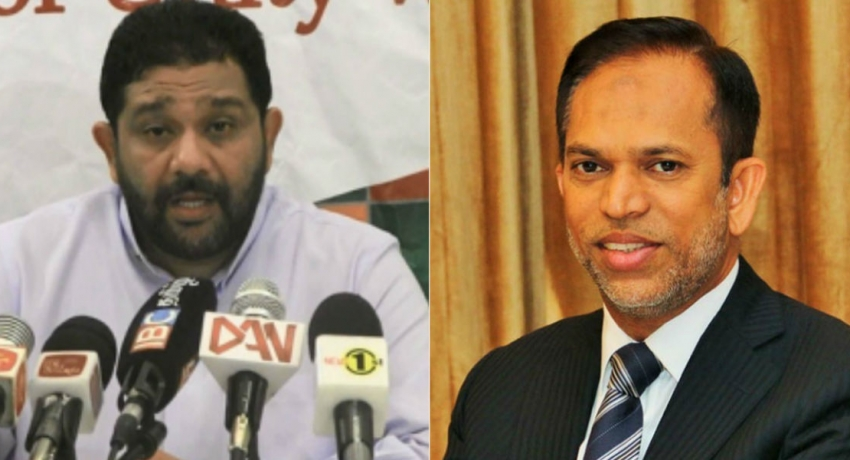 Salley and Hizbullah resign from positions