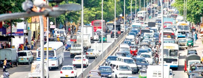 Lane laws to be strictly enforced from today