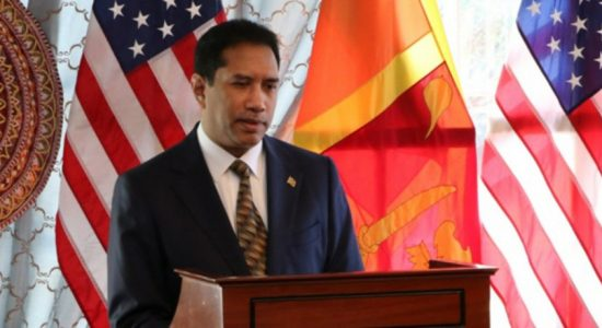 Ambassador-designate of Sri Lanka to the USA assumes duties