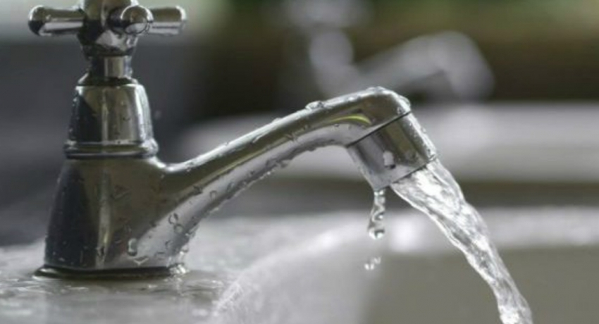 24-hour water cut commences from 9 am today