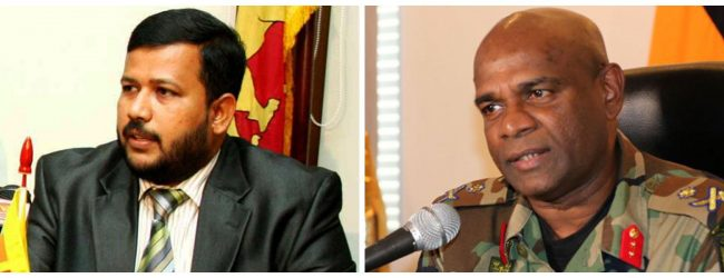 Army Commander and Rishard Bathiudeen summoned before PSC