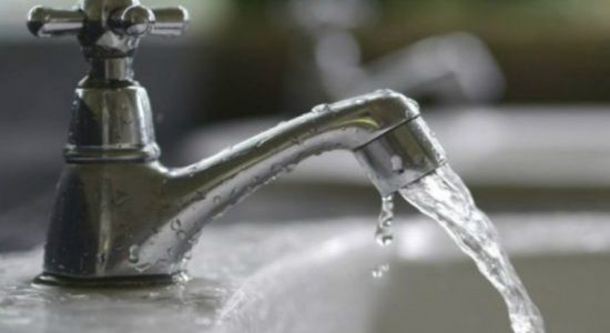 24-hour water cut in several areas of Colombo