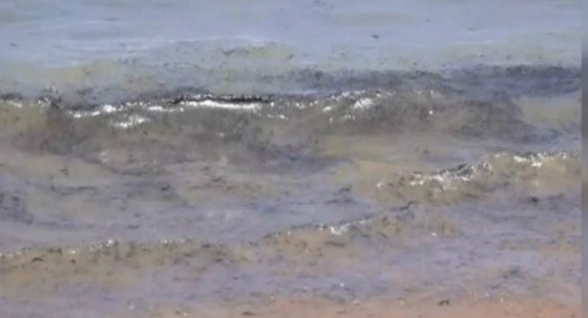 Black oil residue: Public urged to stay away from Wellawatte and Mt.Lavinia beaches