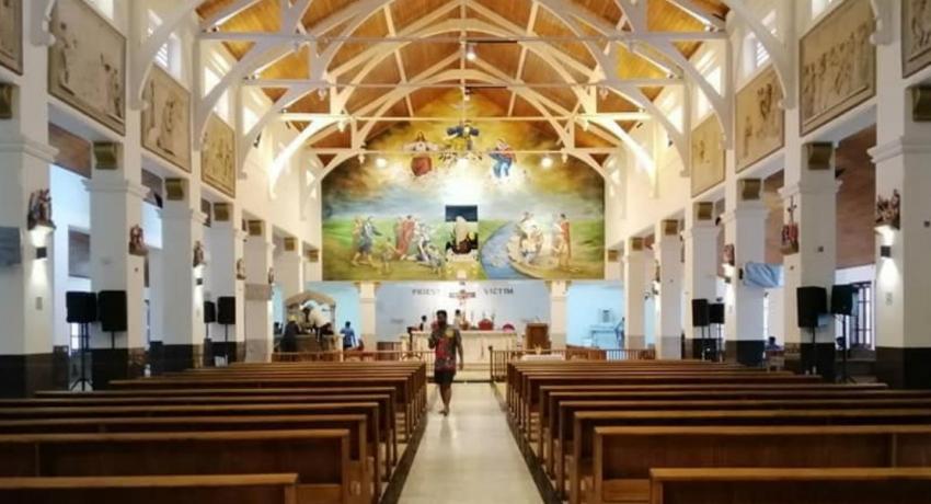 St. Anthony's Shrine, Kochchikade reopens following attacks