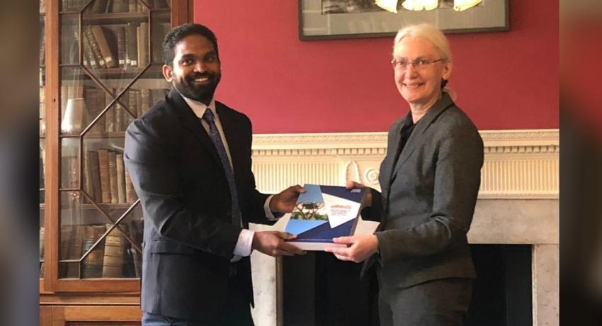 Gammadda report for Oxford University