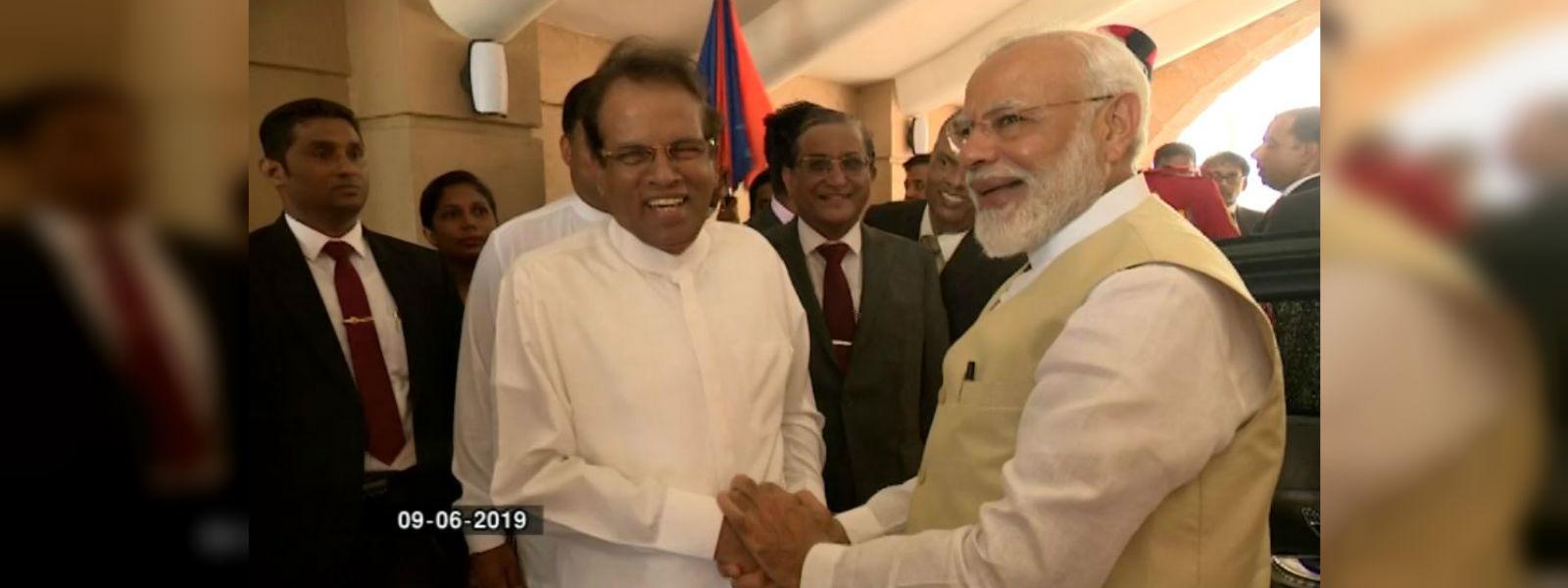 Trust between India and Sri Lanka is unwavered-Modi