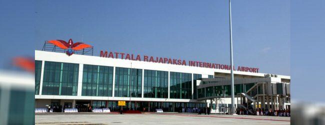 Passenger flight makes an emergency landing in Mattala