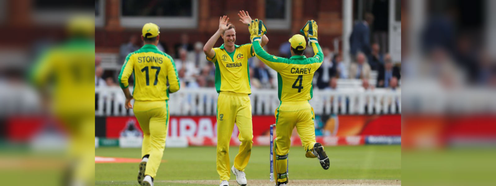 Clinical Australia outclasses England to reach semis