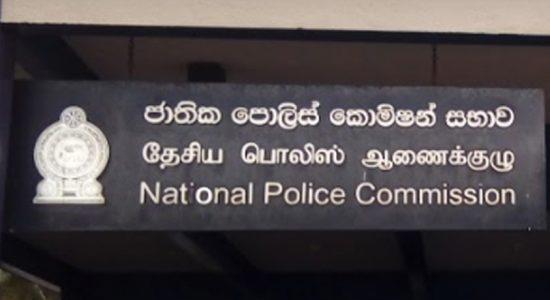 Nine Police IPs transferred by NPC