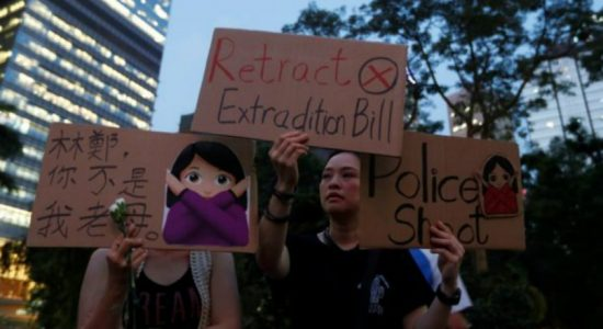 Hong Kong extradition protests: Government to delay bill, reports say