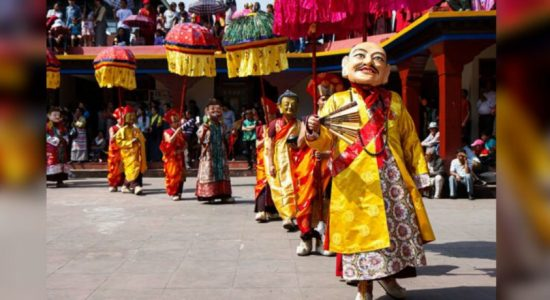 Exiled Tibetans celebrate 'Saka Dawa' festival in northern India
