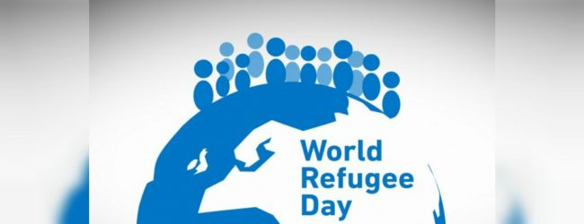 Today marks the World Refugee Day; 1610 refugees in Sri Lanka
