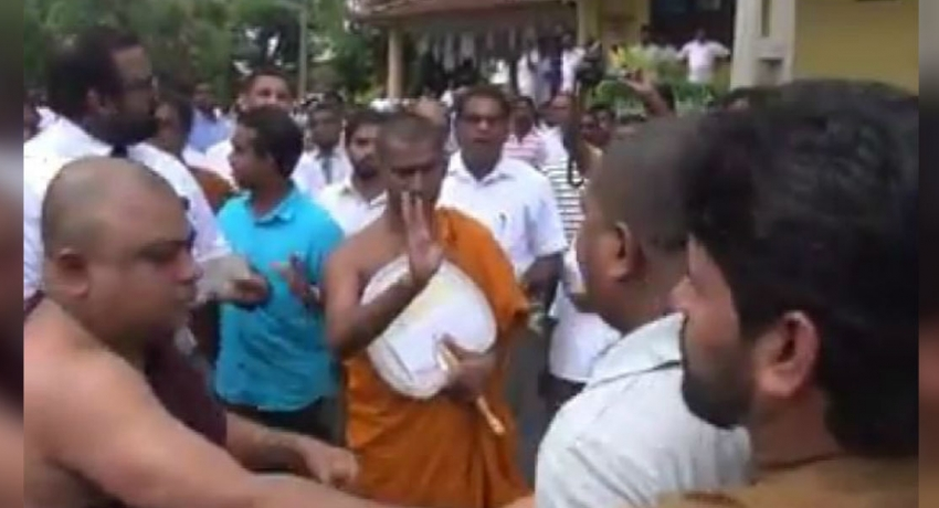 Doctors strike following a heated situation at Kalutara hospital