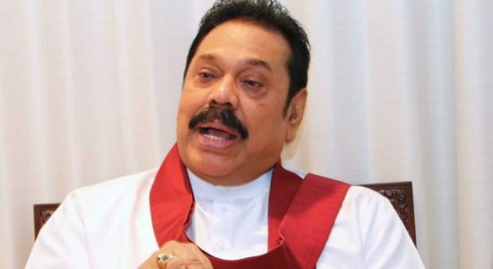 Tug-a-war affects country : Mahinda Rajapaksa