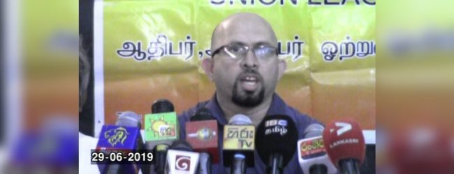 Theros of the three sects voice opposition on US agreements
