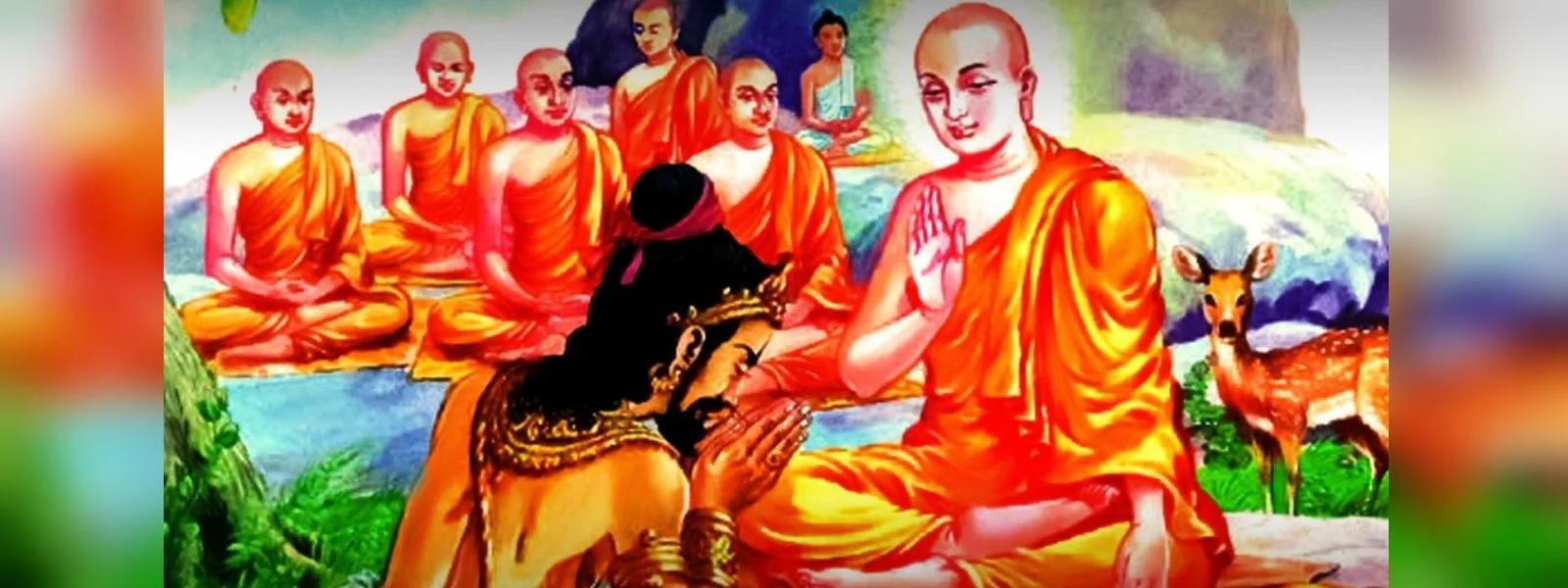 Buddhists across the globe celebrate Poson poya today