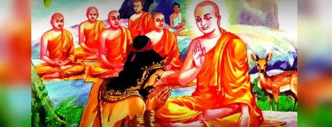 Buddhists across the globe celebrate Poson poya today