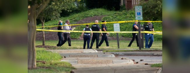 Shooting at Virginia Beach municipal center leaves 12 dead, including suspect
