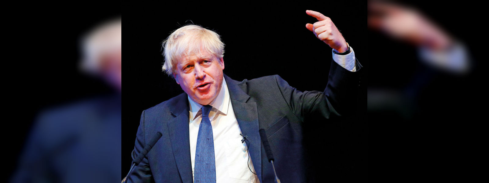 UK PM candidate Johnson: Britain must leave EU by Oct. 31 or pay the price