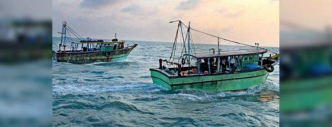 Five Sri Lankan fishermen released by Pakistan