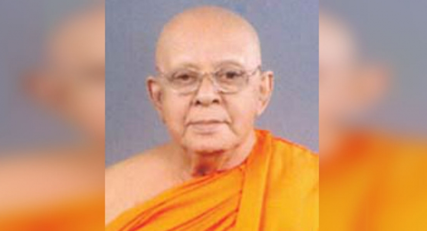 Ven. Pallaththara Sumanajothi Thero passes away