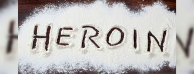 STF arrests Heroin haul worth Rs 7mn