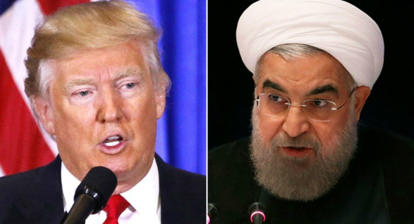 Iranian President Rouhani responds to latest US sanctions