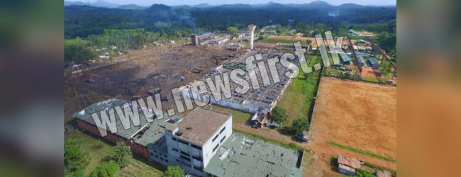 Today marks year 3 since Salawa armoury explosion : No compensation paid yet
