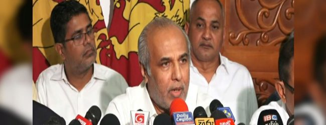 Muslim ministers, deputy ministers, state ministers resign