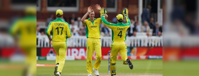 Clinical Australia outclasses England to reach semis