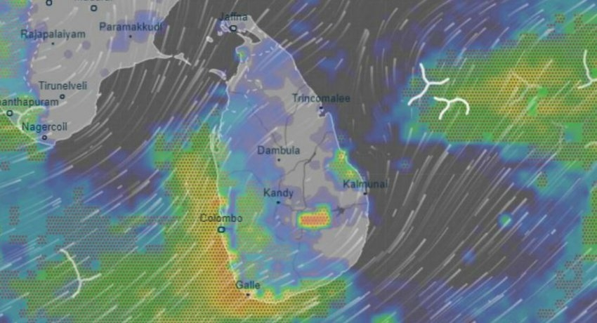 WEATHER ADVISORY : 150 – 200mm of rain to be expected