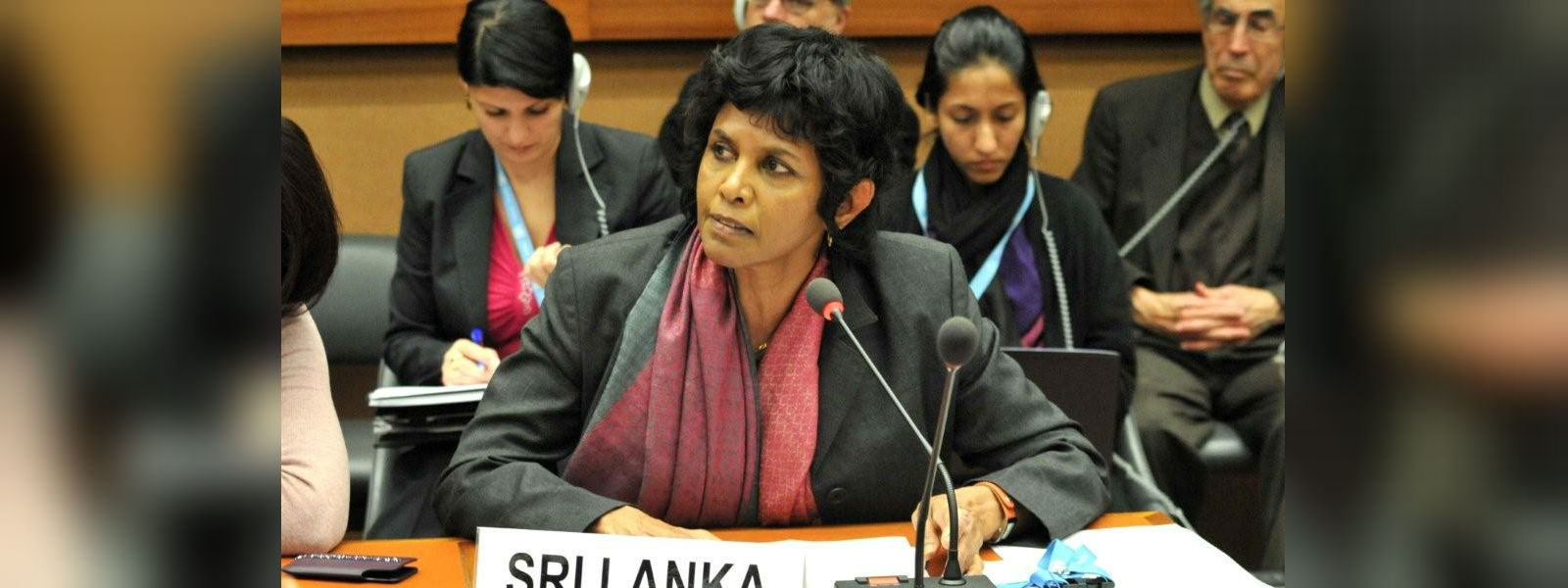 Countries that sign ACSA and SOFA are not non-aligned nations – TamaraKunanayakam