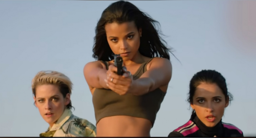 First trailer for new generation of 'Charlie's Angels' debuts