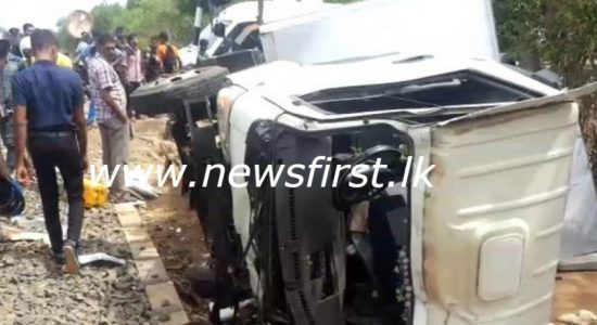 Kilinochchi fatal accident : Investigations into level crossing signal circuit