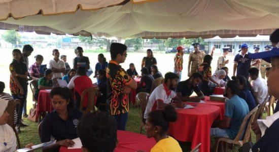 Gammadda V Force conducts free rehab program for drug addicts