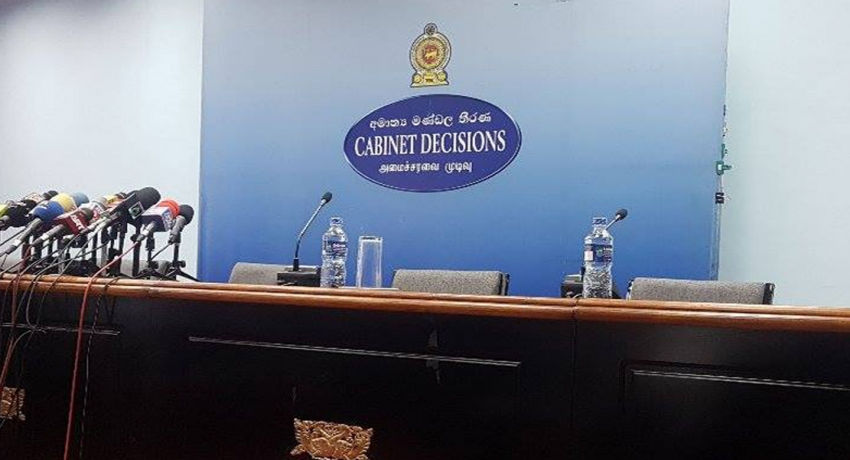 Cabinet rejects the proposal to abolish executive presidency