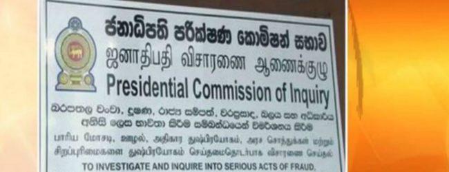 Former CJ to provide a statement on Mahapola irregularities